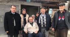 MS HASTASI MEHMET ALİ BİLİR'E ZİYARET