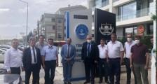 Çan Süt Üreticileri Birliği Ankara çıkartması.