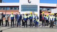 AK Parti Grup Başkanvekili Bülent Turan Çan 18 Mart Termik santralını ziyaret etti.