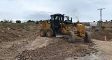 Köy Yollarına Beton Yol Altyapı Hazırlık Çalışmaları Başladı.
