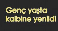 GENÇ MÜHENDİS KALBİNE YENİLDİ.