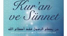 Sizi Allah ve Rasul'ünün hayat veren gerçek yoluna; Kitab'a ve Sünnete davet ediyorum