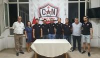 Çan Gençlik Kalespor Kulübü Tanıtım Toplantısı Yapıldı.