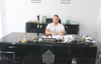 Burası Çan Ekibinden , Çan'lı İş Adamı Rauf Gezer'e Ziyaret